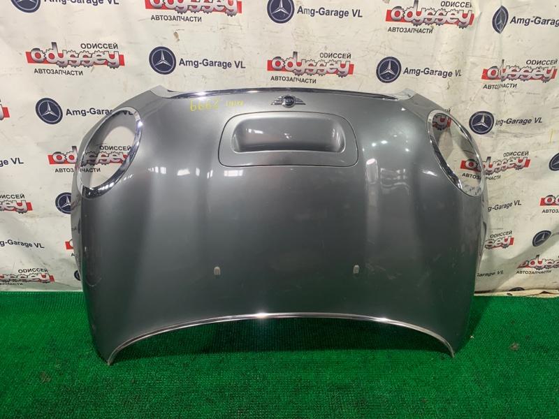 Капот Bmw Mini Cooper S WMWMF720301 N14B16A 2008