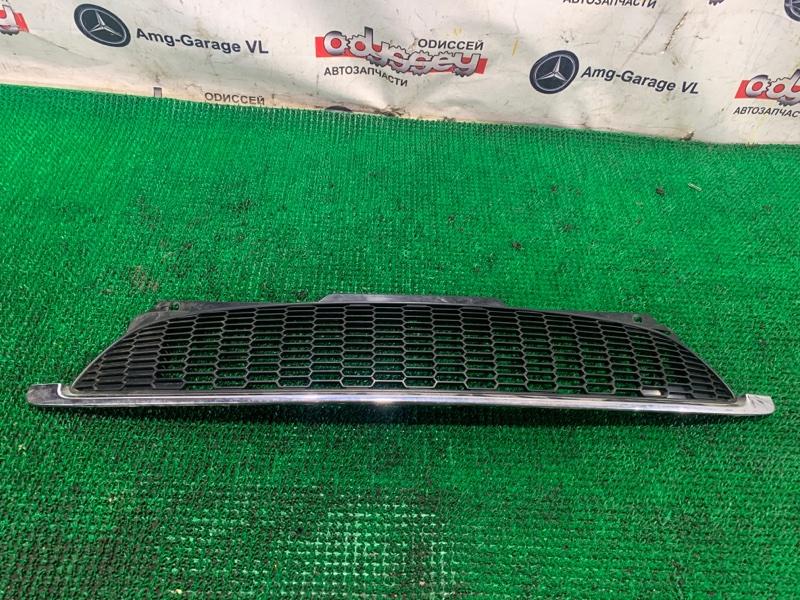 Решетка радиатора Bmw Mini Cooper S WMWMF720301 N14B16A 2008