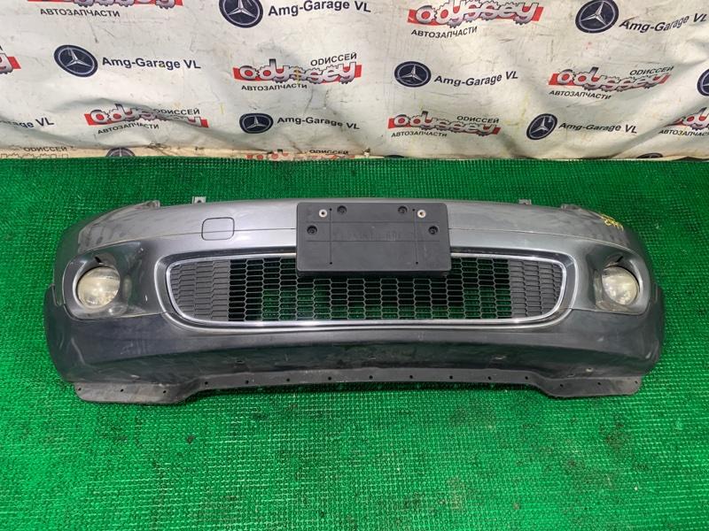Бампер Bmw Mini Cooper S WMWMF720301 N14B16A 2008 передний