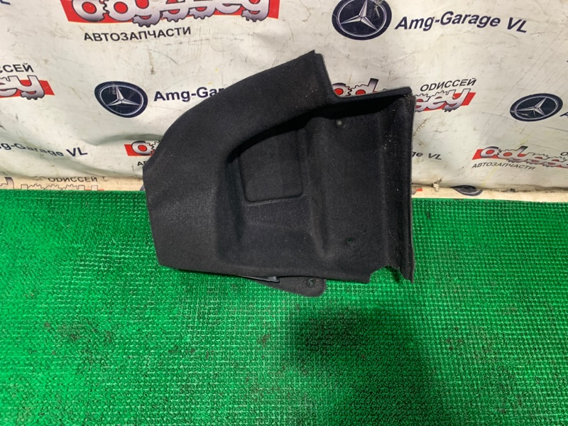 Обшивка багажника Bmw Mini Cooper S WMWMF720301 N14B16A 2008 задняя правая