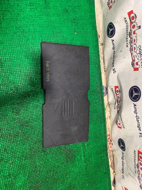Полка багажника Bmw Mini Cooper S WMWMF720301 N14B16A 2008