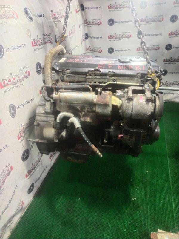 Двигатель Isuzu Elf NKR81 4HL1- 2006