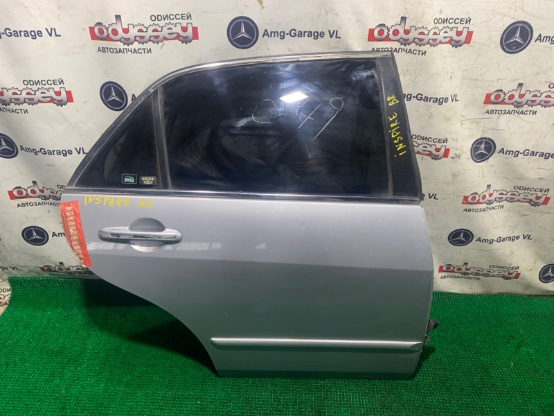 Дверь Honda Inspire UC1 J30A-6012145 2004 задняя правая