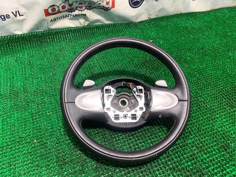 Руль Bmw Mini Cooper S WMWMF720301 N14B16A 2008
