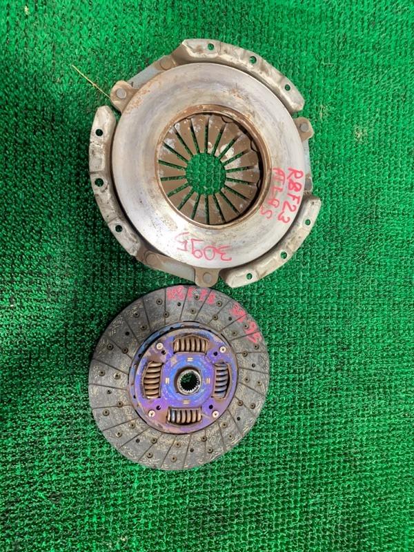 Корзина сц.+диск Nissan Atlas R8F23 QD32 2004