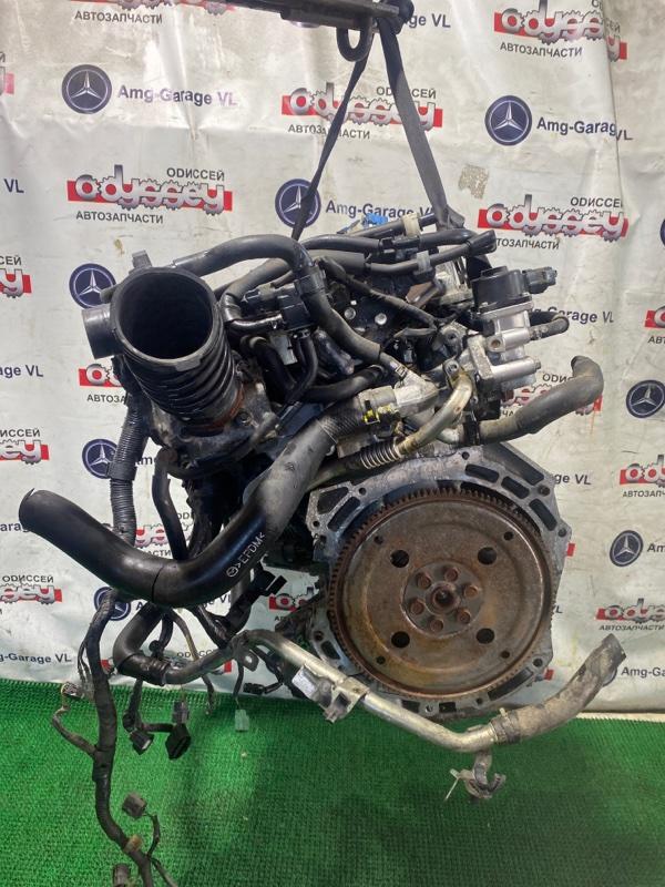 Двигатель Mazda Biante CCEFW LF-20271786 2009