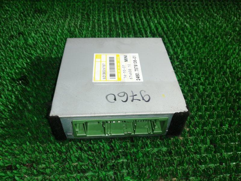 Блок управления автоматом Bmw Mini Cooper S WMWMF720301 N14B16A 2008