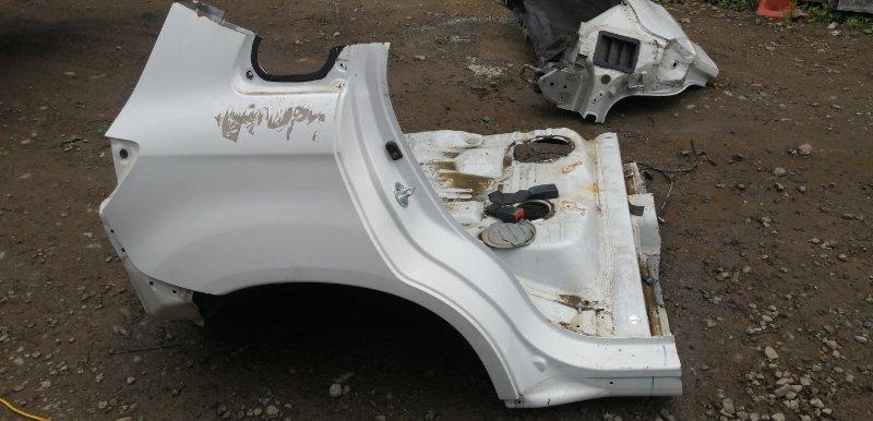 Крыло Mitsubishi Rvr GA3W 4B10 2010 заднее правое