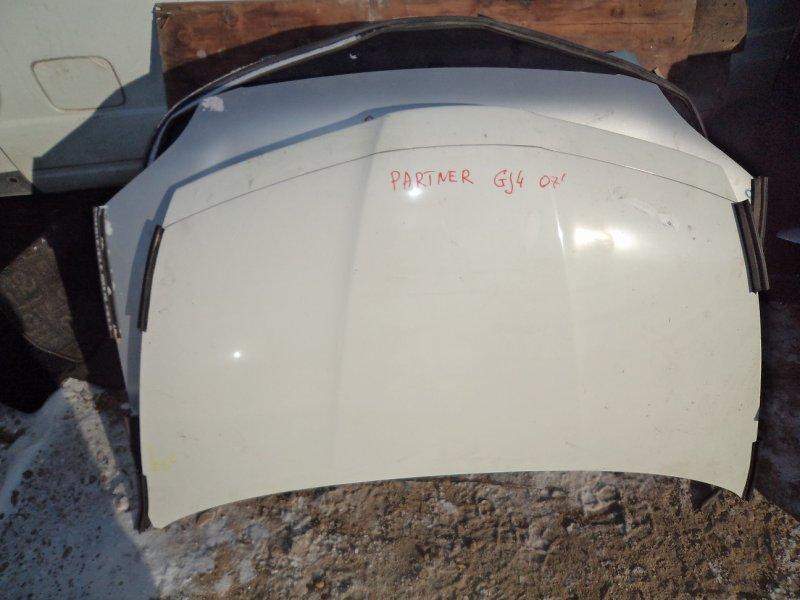 Капот Honda Partner GJ4 2007