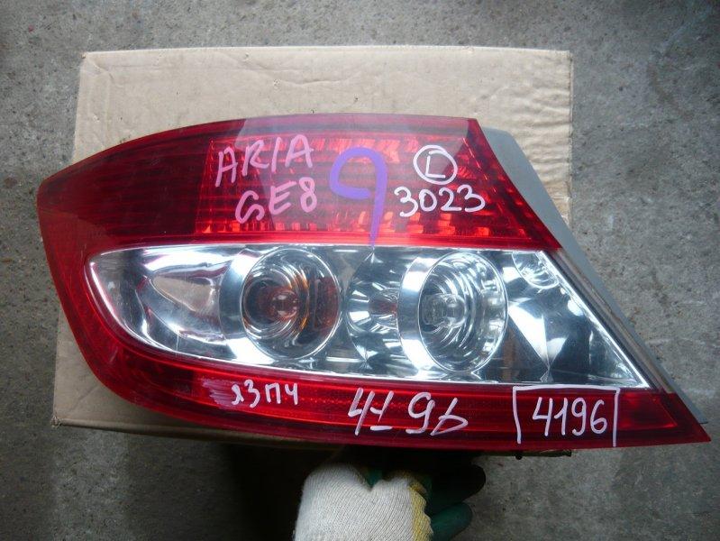 Стоп Honda Fit Aria GE8 задний левый