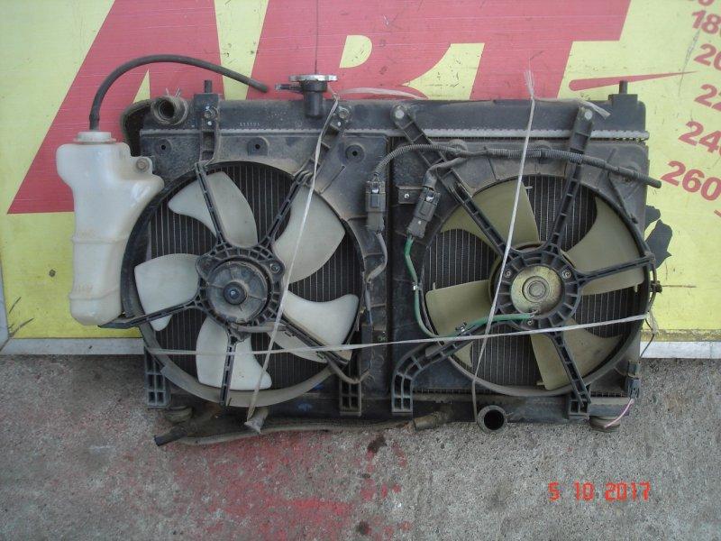 Радиатор основной Honda Fit Aria GD8 L15A