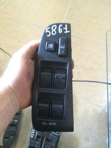 Пульт стеклоподъемника Toyota Avensis AZT250 передний правый