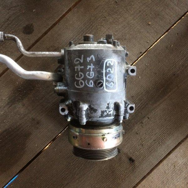 Компрессор кондиционера Mitsubishi Delica 6G72