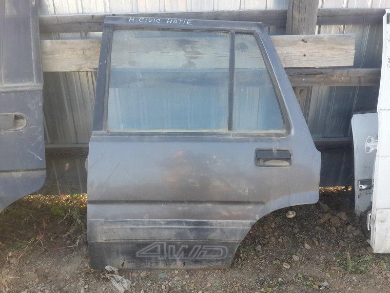 Дверь Honda Civic Shuttle AR12 задняя левая