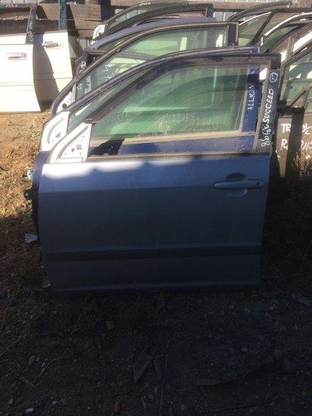 Дверь Toyota Succeed NCP51 передняя левая