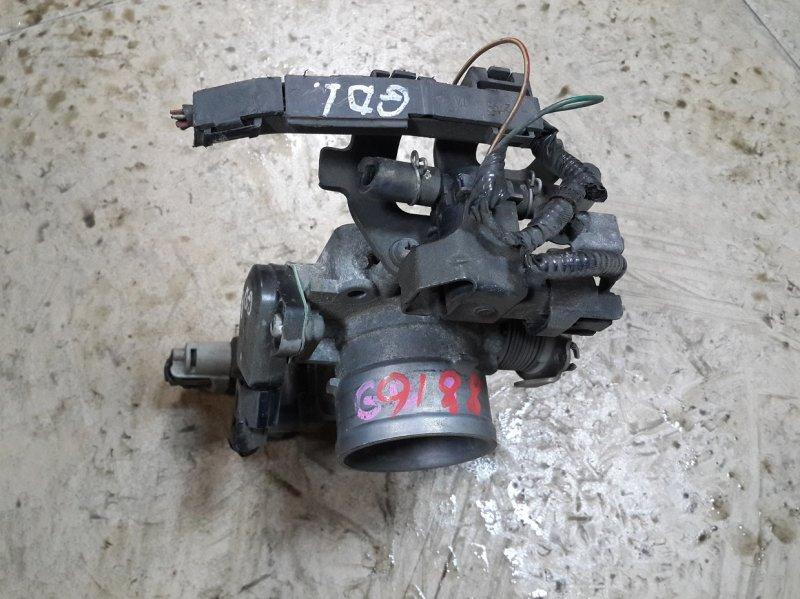 Дроссельная заслонка Honda Fit GD1 L13A