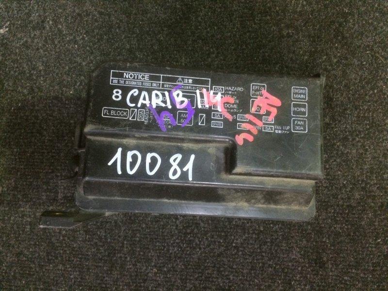 Блок предохранителей Toyota Sprinter Carib AE114 4A