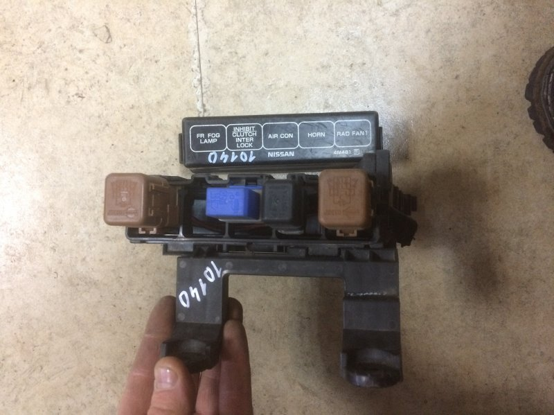 Блок предохранителей Nissan Sunny FB15 FA15