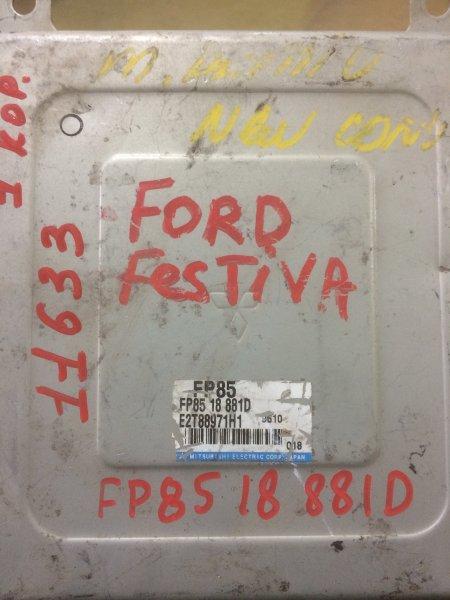 Блок efi Ford Festiva