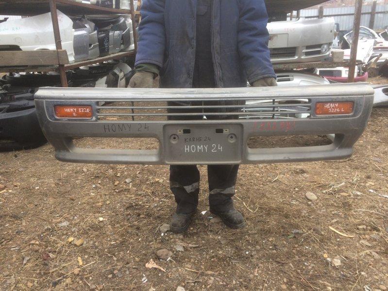 Бампер Nissan Homy E24 1992 передний