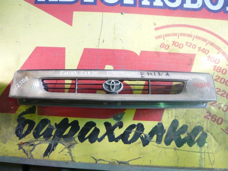 Решетка радиатора Toyota Emina CXR20