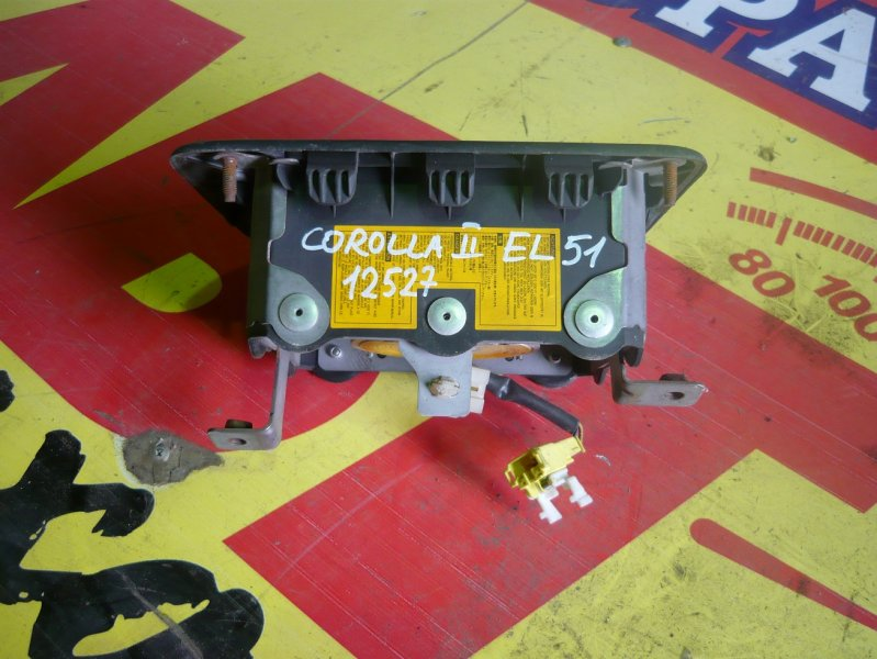 Airbag пассажирский Toyota Corolla Ii EL51