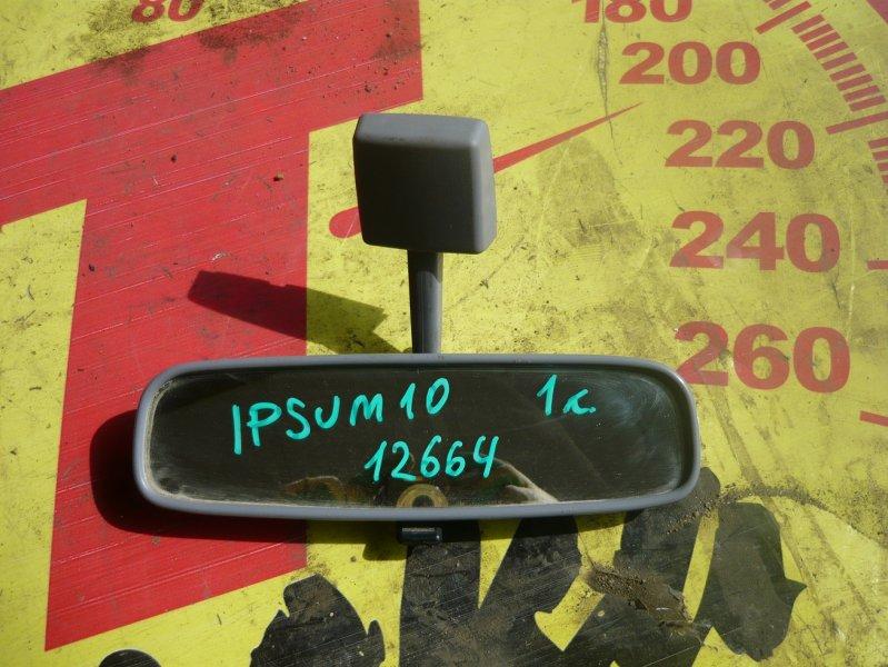 Зеркало заднего вида Toyota Ipsum SXM10