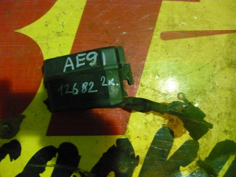Блок предохранителей Toyota Sprinter AE91