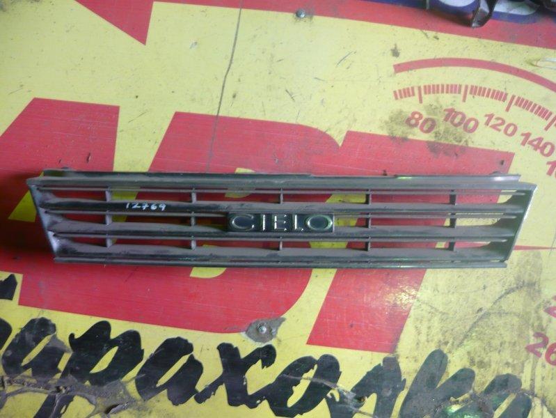 Решетка радиатора Toyota Sprinter Cielo AE91