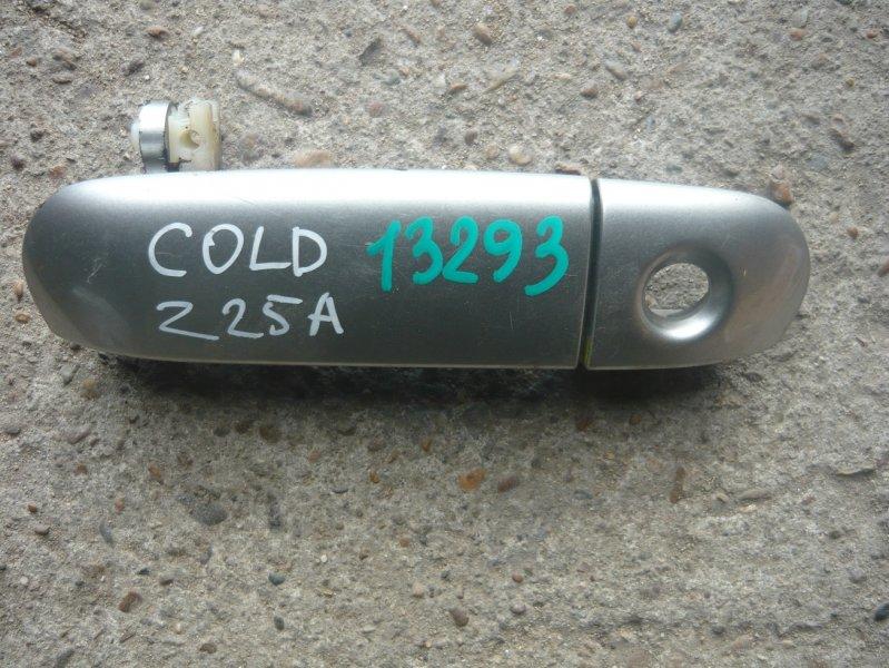 Ручка задней двери Mitsubishi Colt Z25A