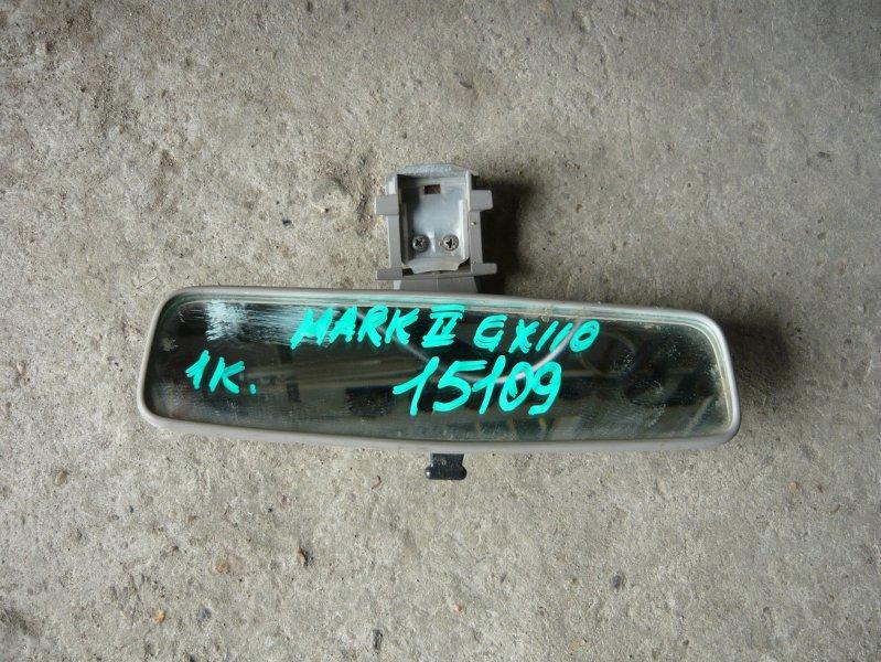 Зеркало заднего вида Toyota Mark Ii GX110