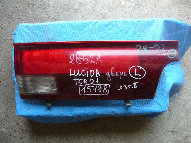 Вставка между стопов Toyota Lucida TCR21 задняя левая