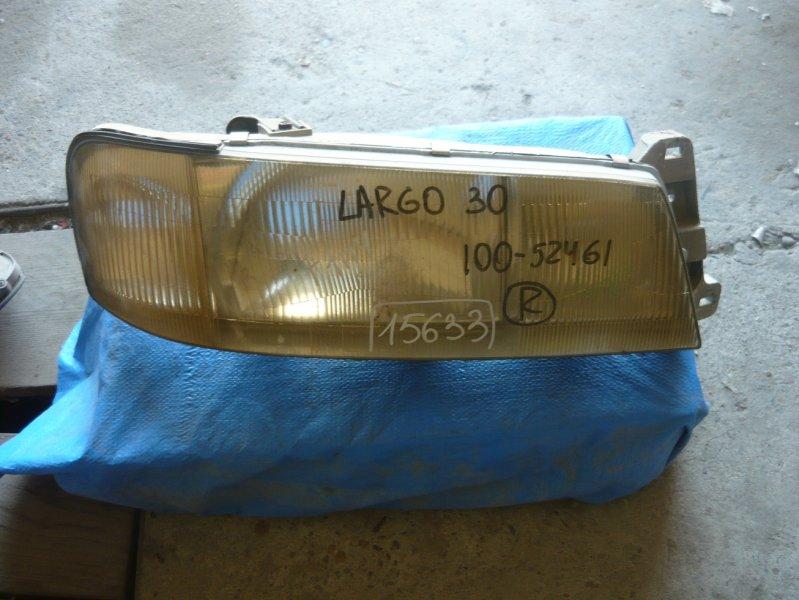 Фара Nissan Largo W30 передняя правая