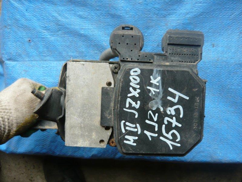 Блок abs Toyota Mark Ii JZX100 1JZ