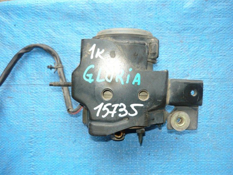 Блок abs Nissan Gloria HY34