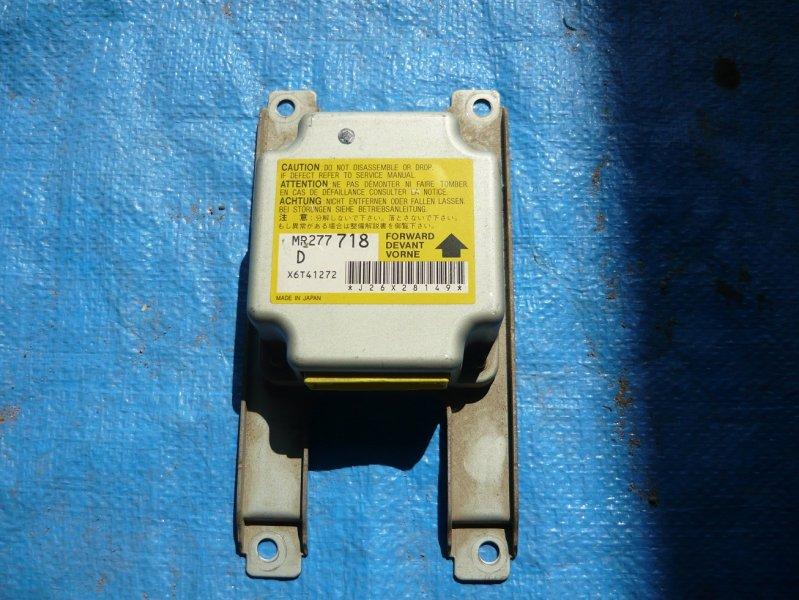 Блок управления airbag Mitsubishi Delica PD8W 4M40