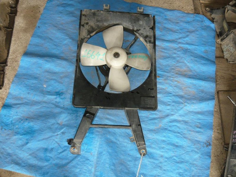 Вентилятор радиатора Mazda Bongo Friendee SGLR WL