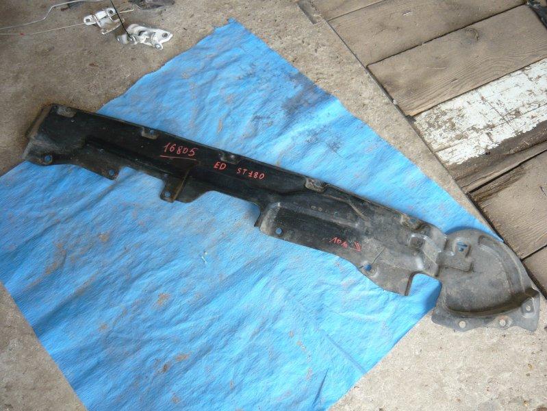 Защита бампера Toyota Carina Ed ST180