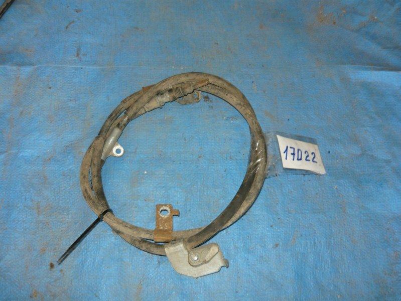 Тросик ручника Nissan Bluebird U14 SR20DE правый