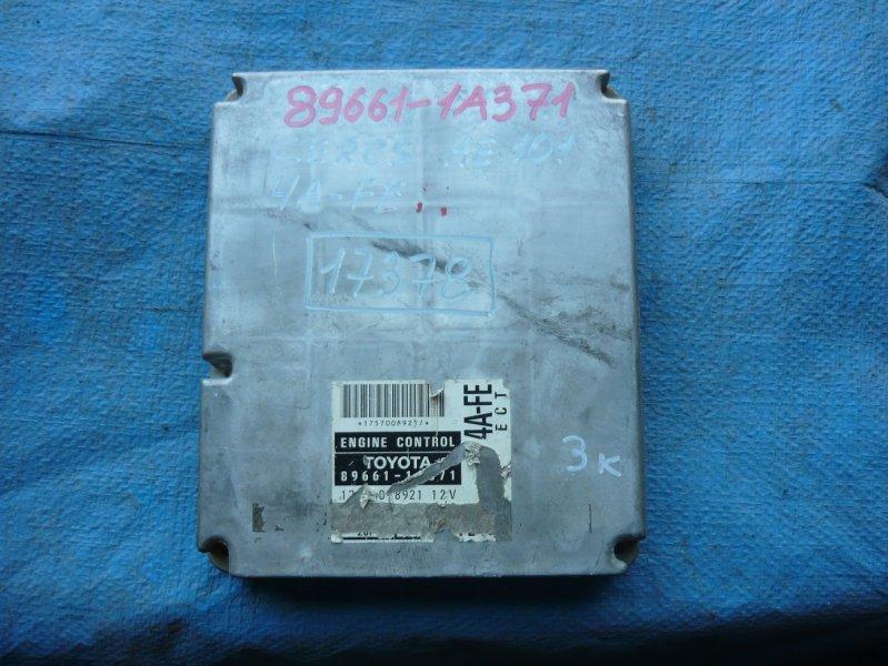 Блок efi Toyota Corolla Ceres AE101 4A-FE