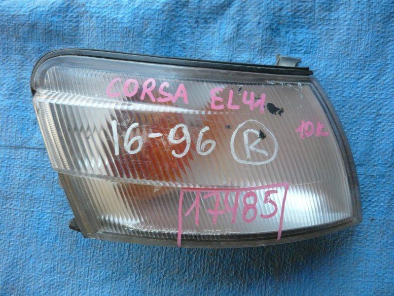 Габарит Toyota Corsa EL41 правый