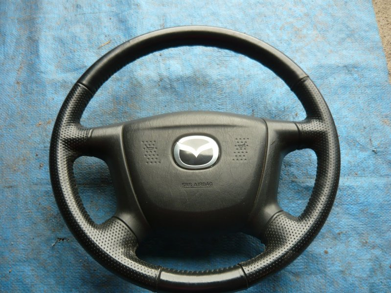 Руль с airbag Mazda Tribute EP3W