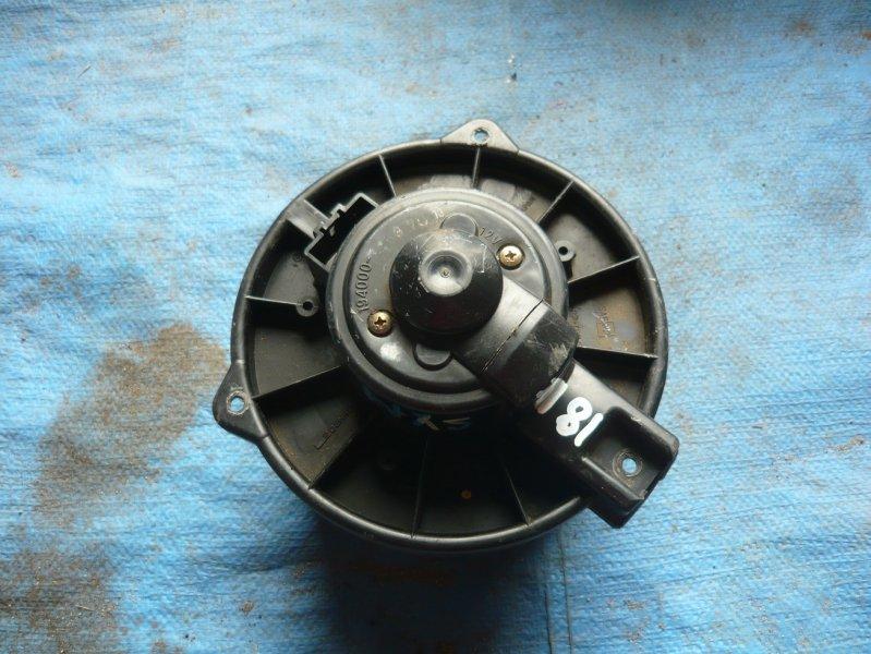 Мотор печки Toyota Nadia SXM10