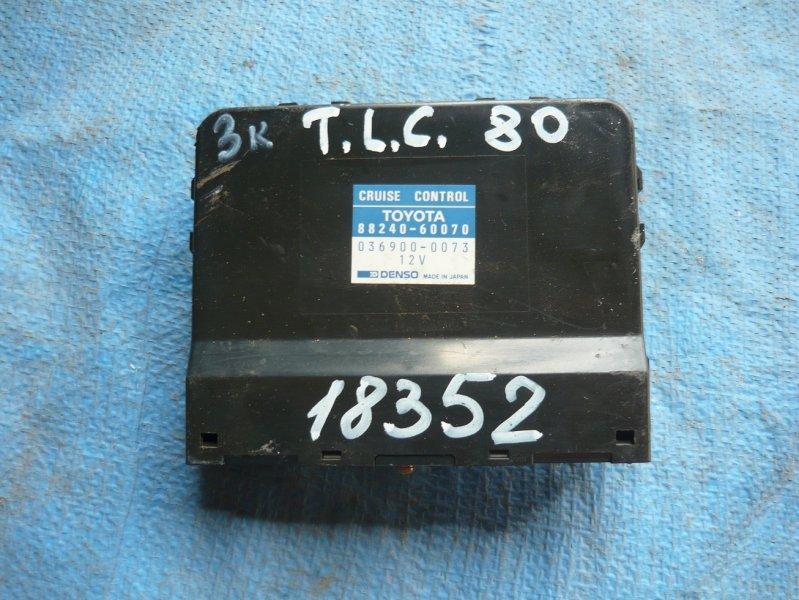 Блок круиз контроля Toyota Land Cruiser FZJ80 1FZ
