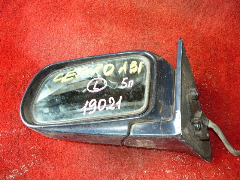 Зеркало Nissan Cefiro A31 переднее левое