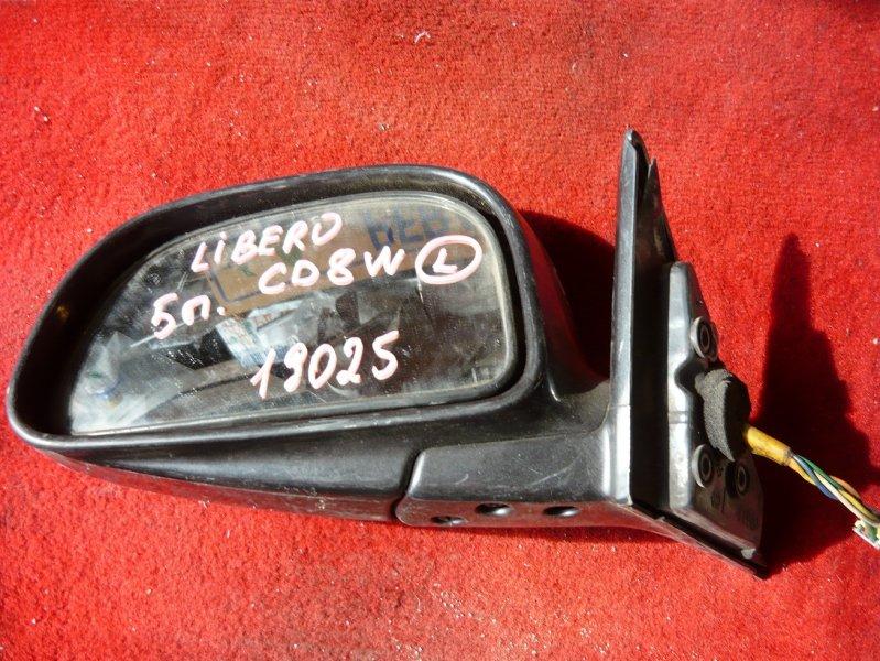 Зеркало Mitsubishi Libero CD8W переднее левое