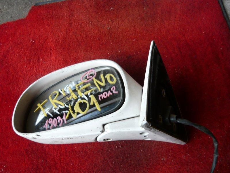 Зеркало Toyota Sprinter Trueno AE101 переднее левое