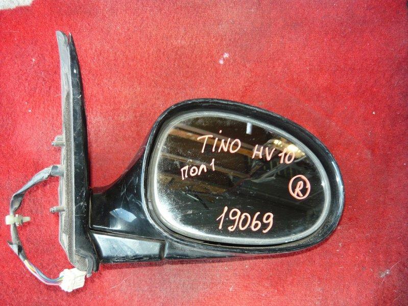 Зеркало Nissan Tino HV10 переднее правое