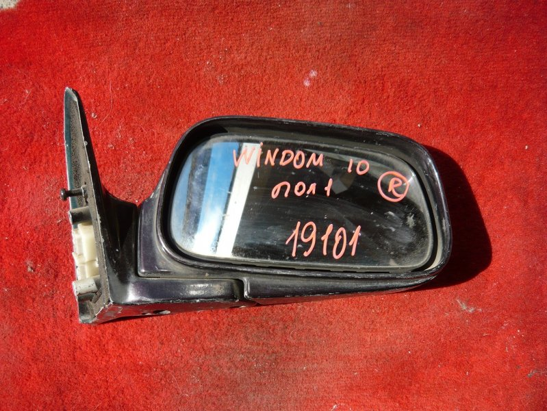 Зеркало Toyota Windom VCV10 переднее правое
