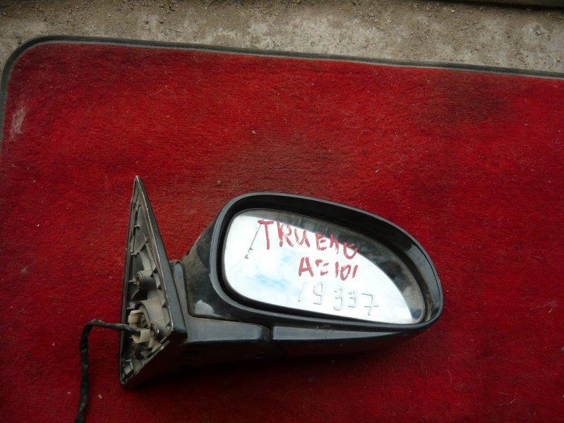 Зеркало Toyota Sprinter Trueno AE101 переднее правое